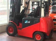 Rent and Be Strong - JAC (2 ton 4,5 m) 2013 Forklift