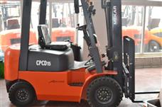 Rent and Be Strong JAC (1,5 ton 3,30 m) 2012 Forklift