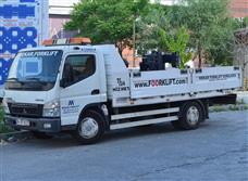 Rent and Be Srong - mitsubishi Canter - 2008 Model